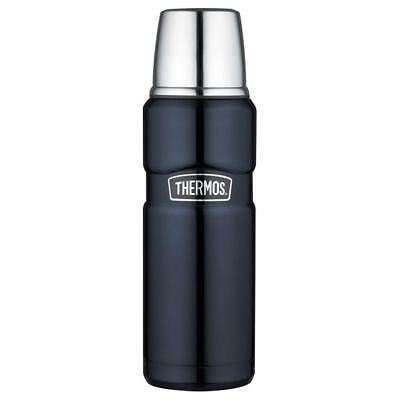Thermos Stainless King 16 oz Compact Bottle - SK2000MBTRI4