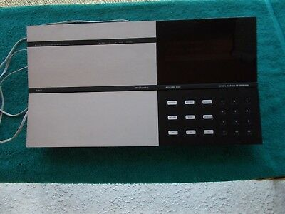 Bang & Olufsen Of Denmark Beocord 9000 Cassette Player Recorder PARTS OR REPAIR