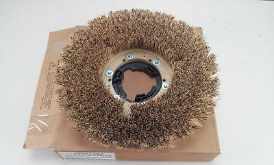 """Malish 770213 13"""" Union Mix Floor Polisher Brush With NP-9200 Clutch Plate"""