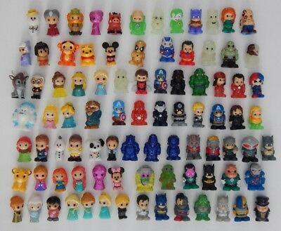 New Series 2 Dc Comics Marvel Tmnt Disney Ooshies Select Your Ooshie Free Post