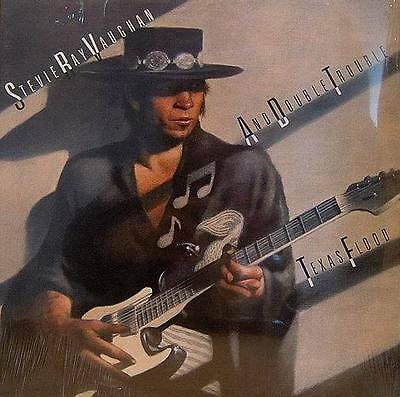 Stevie Ray Vaughan  Pure Pleasure Records Ppan 38734 Texas Flood 2Lp Uvp €40