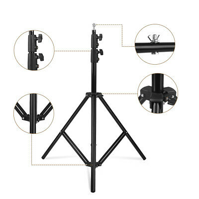 1.5Mx2.5m Aluminum Photo Studio Lighting Stand