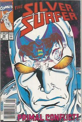 SILVER SURFER (1987) #49 - Back Issue (S)