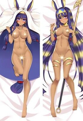 Fate Grand Order Nitocris Anime Dakimakura 50x150 cm Hugging Pillow Kissenbezug