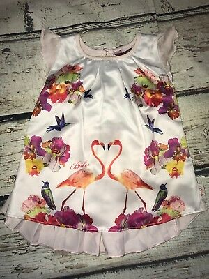 Baby Girls Tunic Age 12-18 Months Ted Baker