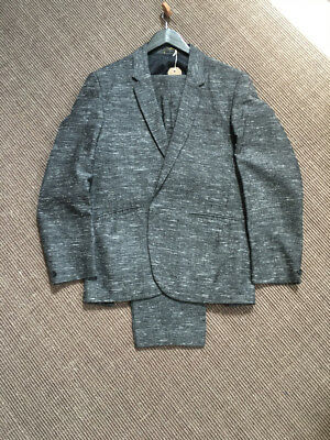 Super Rare Vintage 1980s Johnsons The Modern Outfitters Rockabilly Style Suit