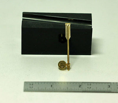 NEW OLD STOCK Parker 75 Gold Plated Fountain Pen Clip and Dished Clip Screw