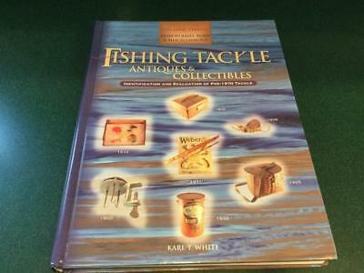 2002 FISHING TACKLE ANTIQUES & COLLECTIBLES Volume Three Price Guide