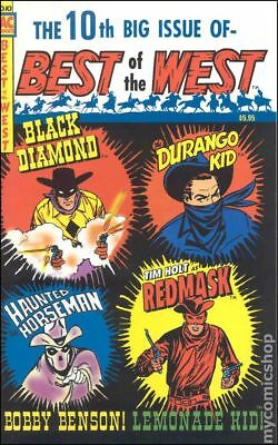 Best of the West (AC Comics) #10 2000 FN Stock Image