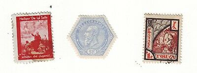 Old World * Local Bob == 3 ==  Foreign Mint & Used