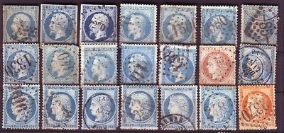 19 Century Europe  * CLASSIC  OLD  STAMPS USED   == 21 ==