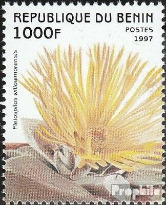 Benin 697-702 Unmounted Mint Never Hinged 1995 Flowers Stamps