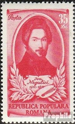 Romania 1262 unmounted mint / never hinged 1951 Death of Ion Negulici