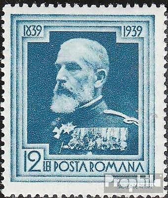 Romania 580 unmounted mint / never hinged 1939 King Karl I.