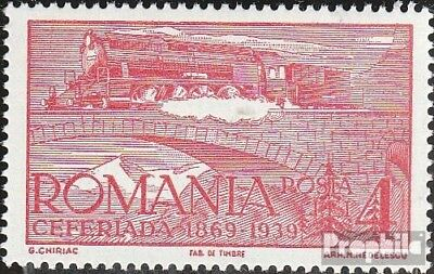 Romania 610 unmounted mint / never hinged 1939 Romanian Railway