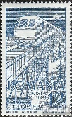 Romania 613 unmounted mint / never hinged 1939 Romanian Railway