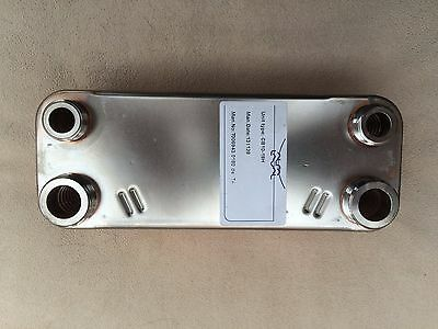 Keston C36 combi plate heat exchanger