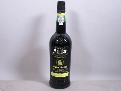 "1 Flasche ""Porto Armilar Ruby Port"" (19% vol., 0,75 l) 8C8745"