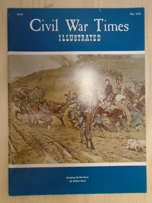 Civil War Times Illustrated May 1970 - The Conduct of Mr. Thompson, Fort Pulaski