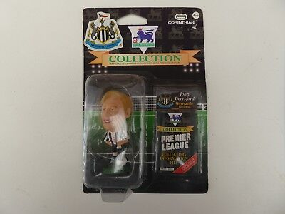 Brand New Rare Corinthian Newcastle United John Beresford Football Figure