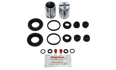 For HONDA PRELUDE 1988-2000 REAR Brake Caliper Repair Kit +Pistons (BRKP70)