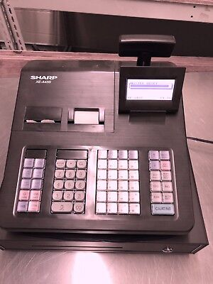 Sharp XE A43S Cash Register