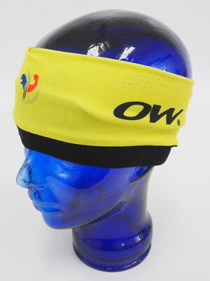 Rossignol OW Snow Skiing Ear Warmers -Yellow/Black- (Size: Large - X Large)