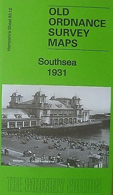 Old Ordnance Survey Maps Southsea Hampshire 1931 Sheet 83.12 New