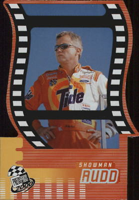2000 Press Pass Showman Die Cuts #SM13 Ricky Rudd