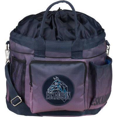 Eskadron Limited Edition Unisex Horse Care Grooming Bag - Smoking Purple