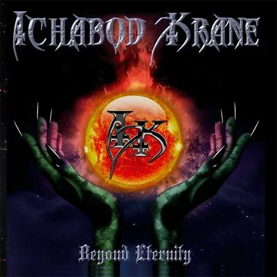 ICHABOD KRANE- Beyond Eternity CD us metal ala JAG PANZER,WRETCH,RIOT,etc.