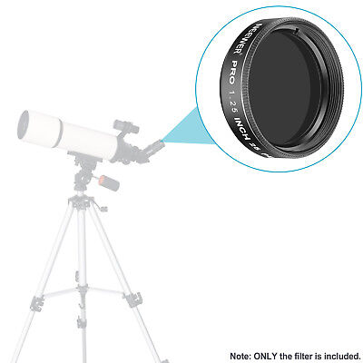 Neewer Pro 1.25-inch 25 Percent Transmission Neutral Density Moon Filter