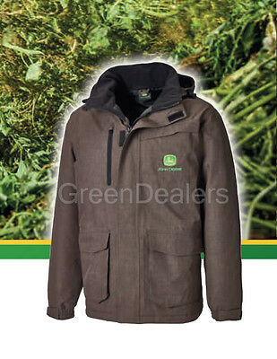 Sizes S L XL XXL John Deere Dickies Adults Hooded Top in Navy or Green