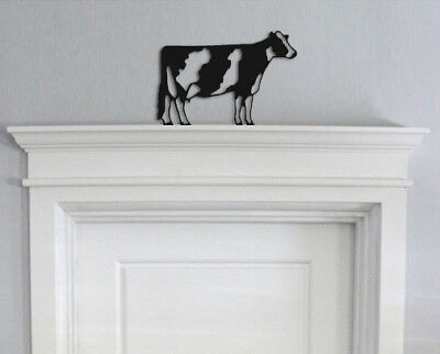 Dairy Cow Wall Hanging - Farm And Ranch Decor