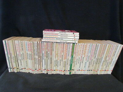 Set Of 62 Charlie Brown Snoopy Vintage Pbs, Charles M Schulz, Here Comes Snoopy+
