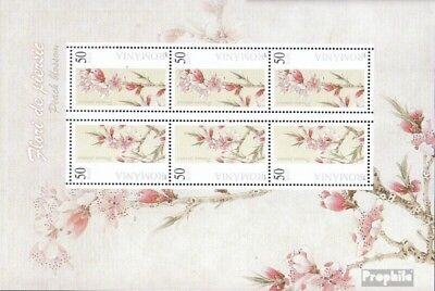 Romania 6537-6538 Sheetlet (complete.issue.) unmounted mint / never hinged 2011