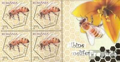 Romania Block460 (complete.issue.) unmounted mint / never hinged 2010 Honigbiene