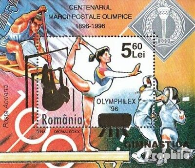 Romania Block387 (complete.issue.) unmounted mint / never hinged 2006 Gymnastics