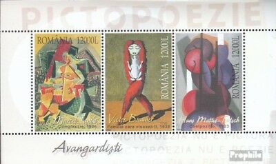 Romania Block349 (complete.issue.) unmounted mint / never hinged 2004 Paintings