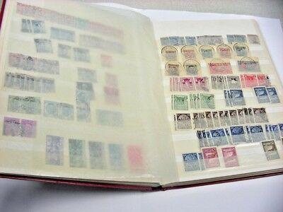 ITALY, Aegean Islands, Rhodes, Fantastic Accumulation of Stamps in a Stock book
