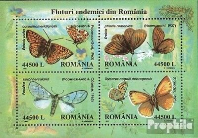 Romania Block322 (complete.issue.) unmounted mint / never hinged 2002 Locals But
