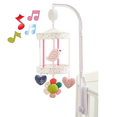 New Bizzi Growin Doodles Designer Musical Mobile With Hanging Toys