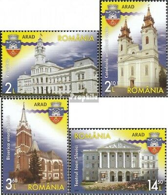 Romania 6773-6776 (complete.issue.) unmounted mint / never hinged 2013 Romanian