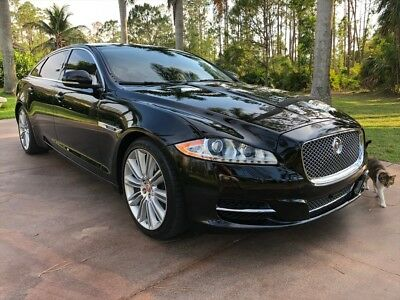 Other Supercharged 2014 Jaguar XJL Supercharged Automatic 4-Door Sedan