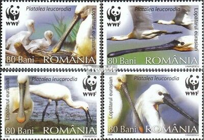 Romania 6134-6137 (complete.issue.) unmounted mint / never hinged 2006 Worldwide