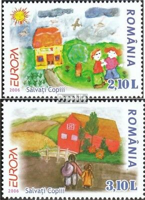 Romania 6065-6066 (complete.issue.) unmounted mint / never hinged 2006 Europe: I