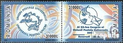 Romania 5796-5797 Couple (complete.issue.) unmounted mint / never hinged 2004 un