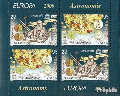 Romania Block445I (complete.issue.) unmounted mint / never hinged 2009 Europe -