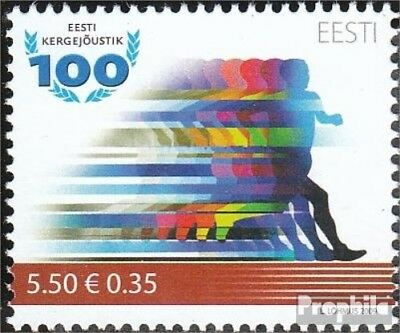 Estonia 644 (complete.issue.) unmounted mint / never hinged 2009 Runner