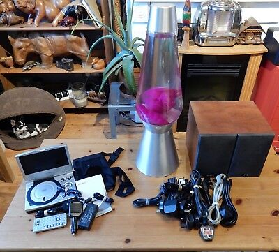 Job Lot Of Electrical Items - Gadgets / Cables / Adapters Etc - Big Lot